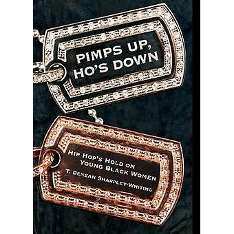 Hos ダウン ヒップを朝飯前 SharpleyWhiting & t. Denean Denean によって若い黒人女性にホールドをホップします。