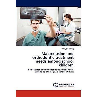 Malocclusione e necessità di trattamento ortodontico tra gli scolari da Vinay & Bhardwaj