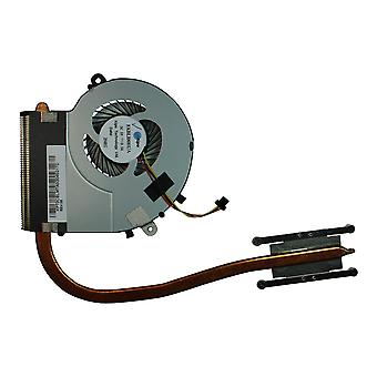 Toshiba Satellite L50-B-1FF Integrated Graphics Version Replacement Laptop Fan With Heatsink