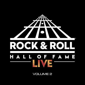 Rock and Roll Hall of Fame Live - Rock and Roll Hall of Fame Live: Vol [Vinyl] USA import