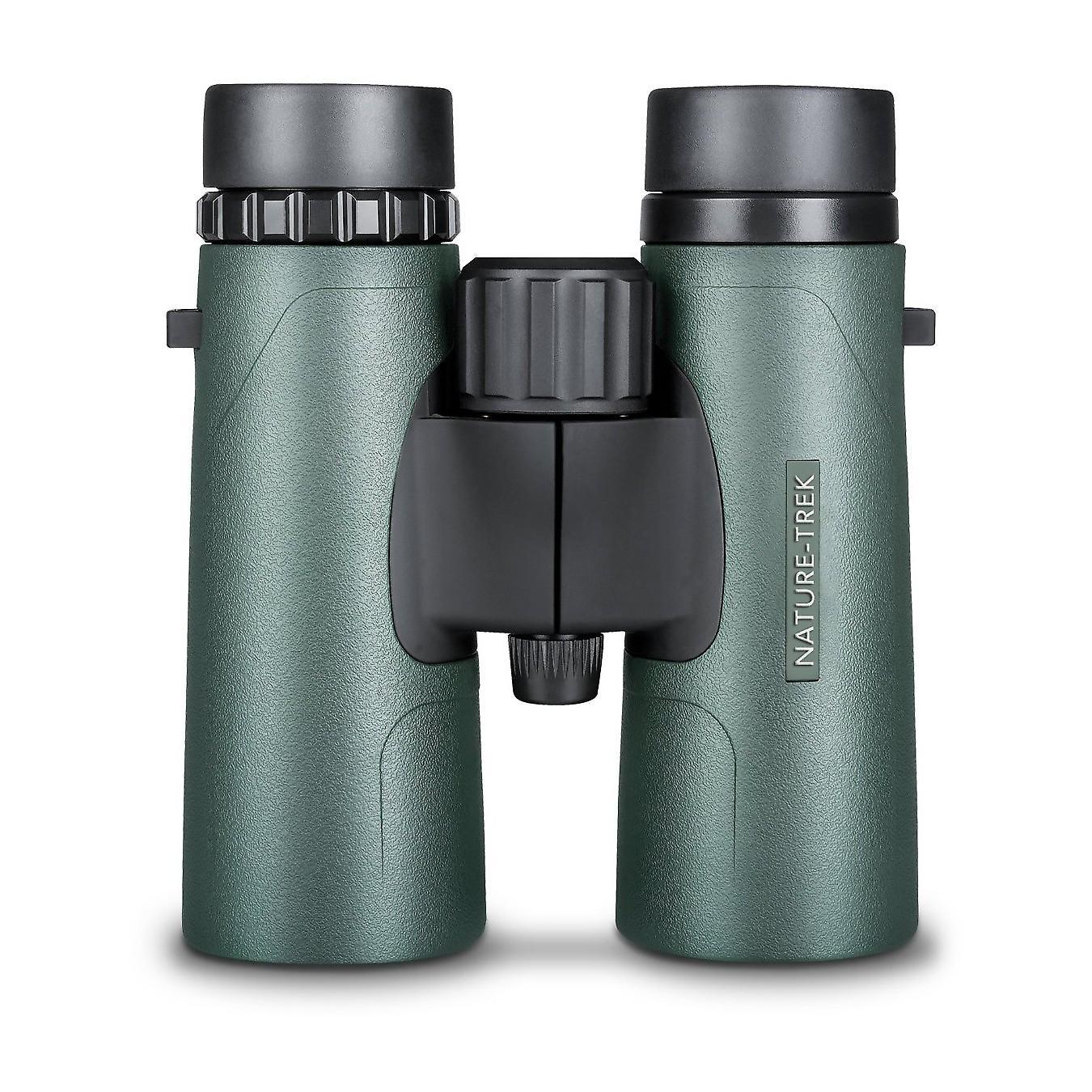 Hawke Nature Trek Fernglas - BAK-4 Dachkant - 8 x 42 grün - neueste version