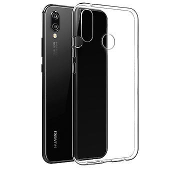Huawei P20 Concha de silicato lite-transparente