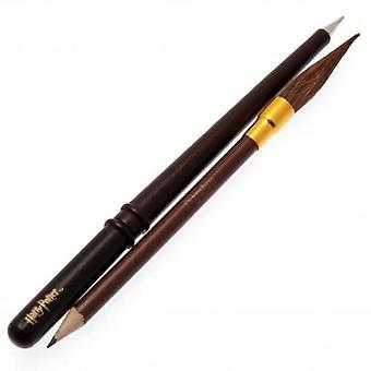 Harry Potter pióro & zestaw ołówek