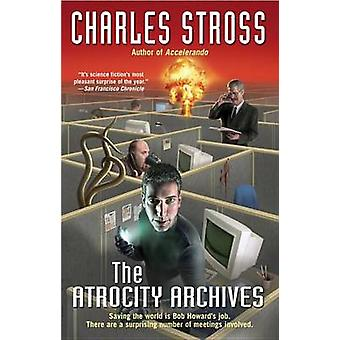 The Atrocity Archives by Charles Stross - Hen MacLeod - 9780441013654