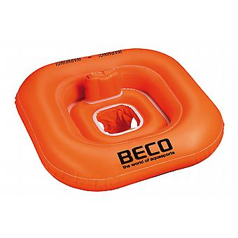 BECO Orange Baby Swim Seat- Babies up to 11Kg