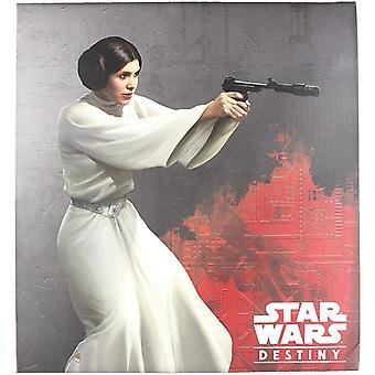Star Wars Destiny Princess Leia Dice Binder