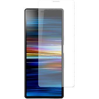 Sony Xperia 1 karkaistu lasi näytön suojus vähittäiskauppa