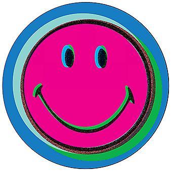 Zak Smiley Design Melamine Coasters, Set 4, Roz