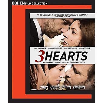 3 Hearts [BLU-RAY] USA import