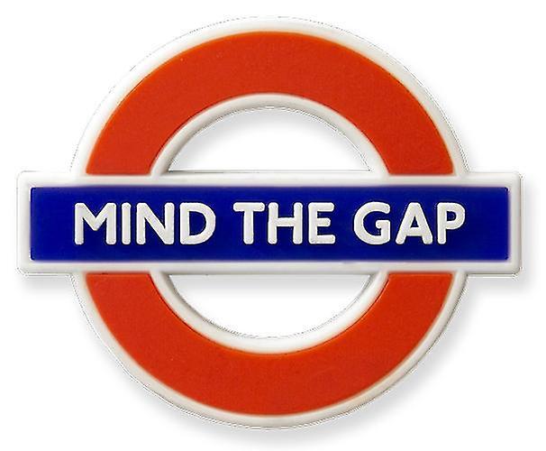Tfl™3002 licensed mind the gap™ ductile/rubber fridge magnet