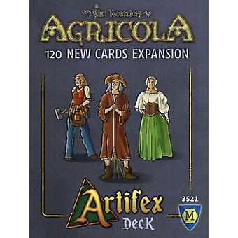 Agricola Artifex paluby expanzia
