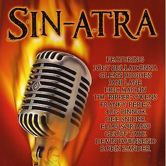 Sin-Atra - Sin-Atra [CD] USA import