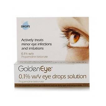 Golden Eye Drops 10Ml