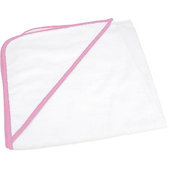 A&R Towels - Babiezz� All-Over Sublimation Hooded Baby Towel