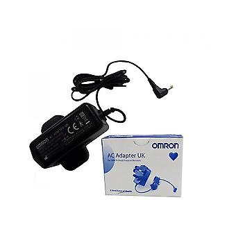 Omron AC Adaptor UK For All BP Blood Pressure Monitors - Garantie de 2 ans