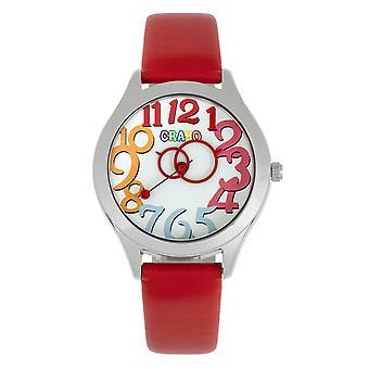 Crayo Spirit Unisex horloge-rood