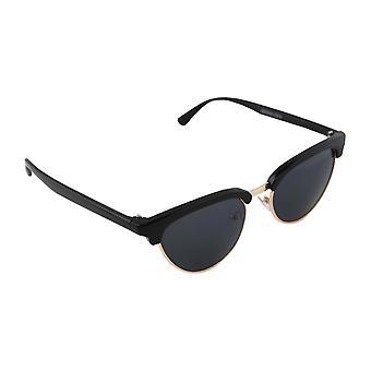 Sunglasses UV 400 Cat Eye Gold black 2579_32579_3