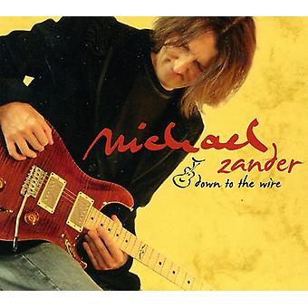 Michael Zander - Down to the Wire [CD] Importation USA