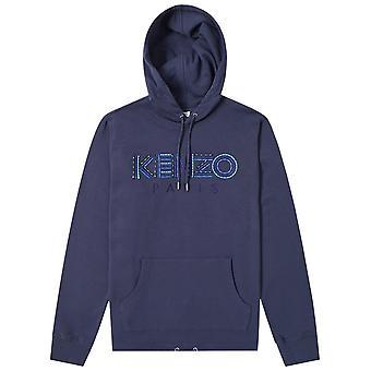 Kenzo Parijs logo snoer hoodie
