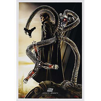 Spider-Man 2 (Single Sided Advance Rare) Original Cinema Poster