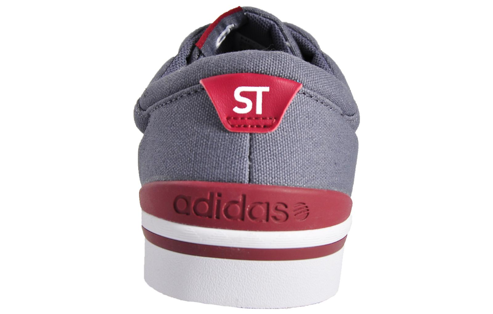Adidas Park ST Classic Grey / White / Burgundy
