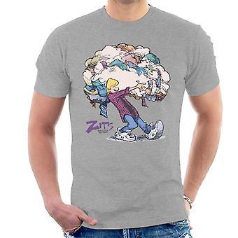Zits Laundry Pile Men's T-Shirt