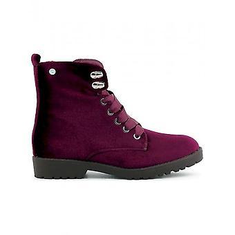 Xti - Schuhe - Stiefeletten - 47202_BURGUNDY - Damen - darkmagenta - 36