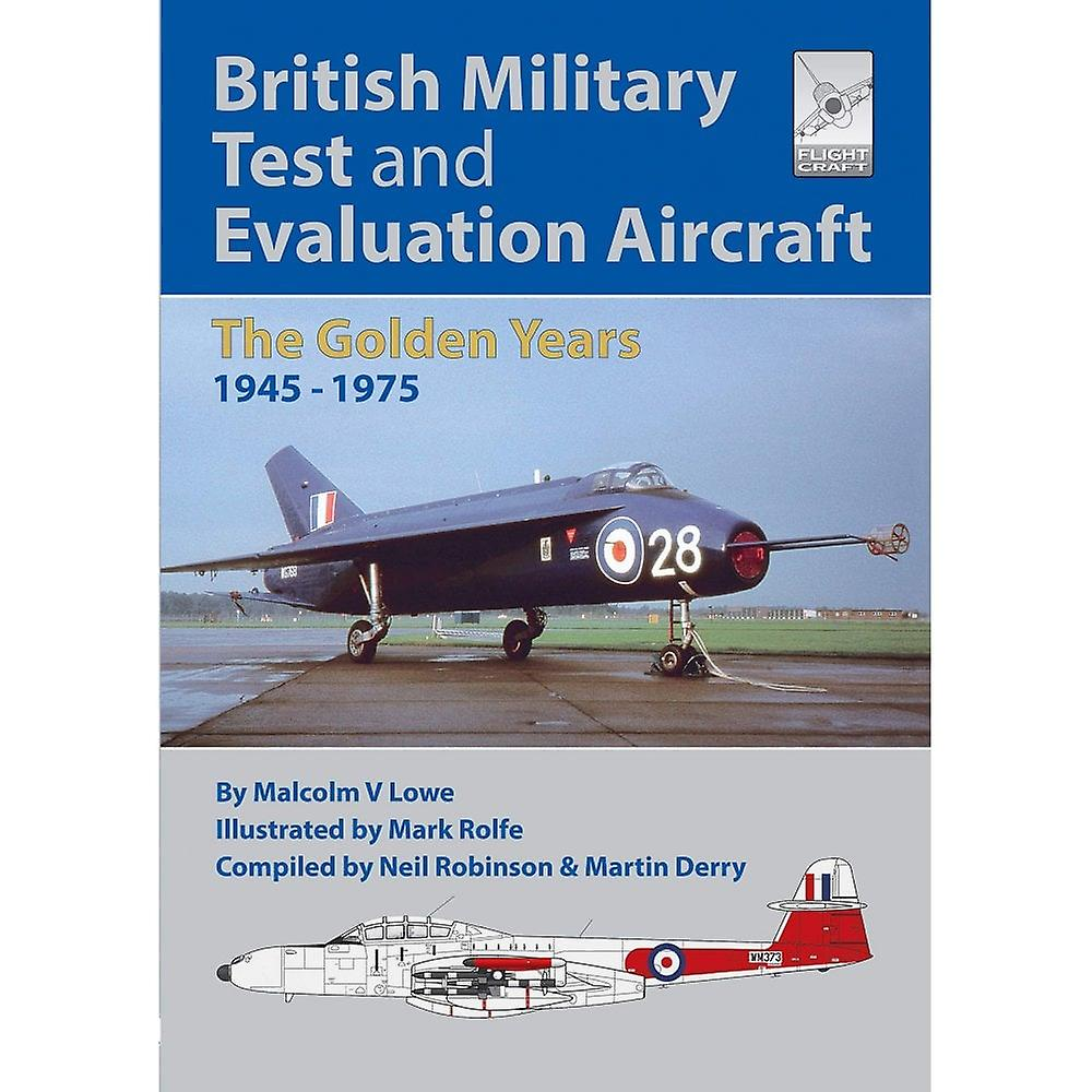 Book - Aircraft & Models Flightcraft 18 British Military Test And Evaluation Aircraft BOOK