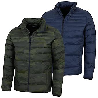 Oakley Mens Down Bomber Water Resistant Nylon PrimaLoft Jacket