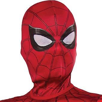 Spider-Man Youth Red Costume Mask