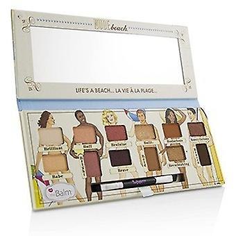 theBalm Nude Beach Eyeshadow Palette 9.6g
