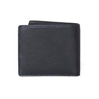 HUGO Subway Black Logo Wallet