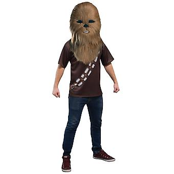 Chewbacca Plush Mask - Star Wars
