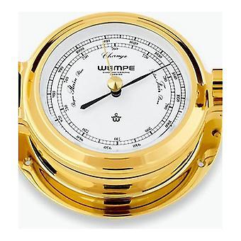 Wempe chronometer works nautical porthole barometer CW100002