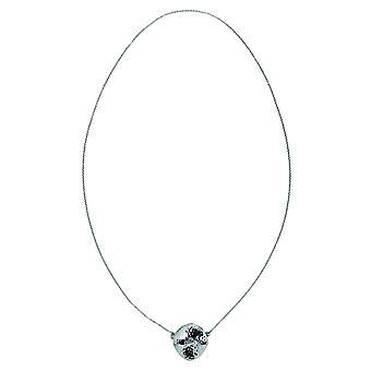 Collar and pendant Breil TJ1914 - Silver Steel Woman