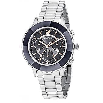 Cuidado com Swarovski Watch 5452504 - mulher Octea Lux Chrono Steel