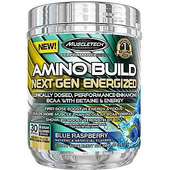 MuscleTech Amino Build Next Gen Energized 280 gr