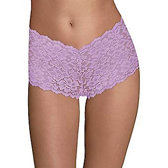 Maidenform Women's Casual Comfort Cheeky Boyshort,, Luminous Lilac, Size 6.0