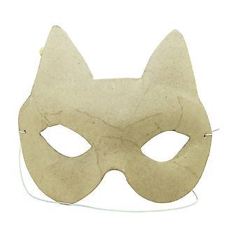 Decopatch Kids Cat / Batman Papier Mache Mask