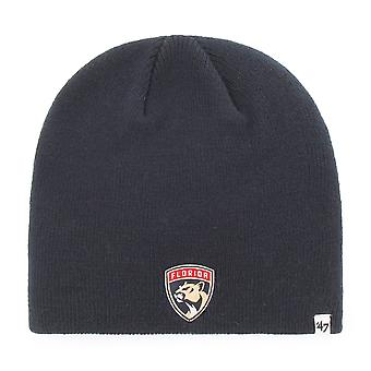47 Brand Knit Beanie - WINTER Florida Panthers marine