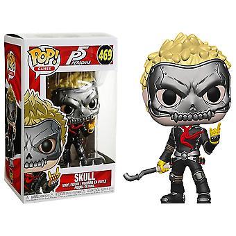 Persona 5 Skull Pop! Vinyl