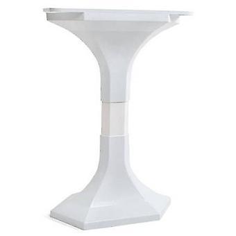 RSL Witte Kolom Stok (Vogels , Vogelkooien & volières , Kooi standaard)