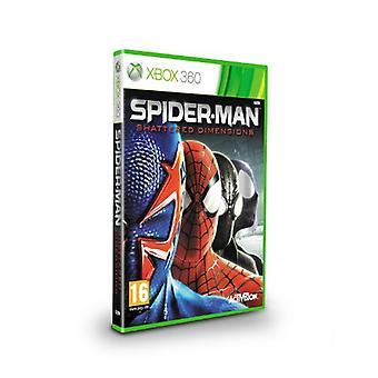 Spider-Man krossade dimensioner (Xbox 360) - Ny