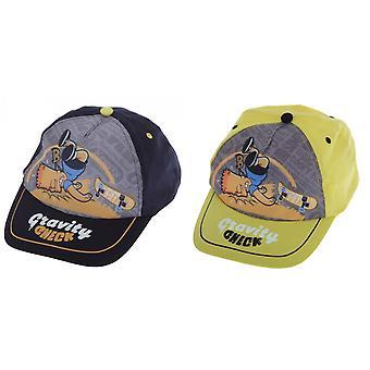 قبعة بيسبول الرسمية بارت سيمبسون الأولاد أطفال عائلة سمبسون
