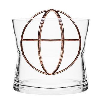 Født i Sverige Sphere Vas Large 19 x 18 cm