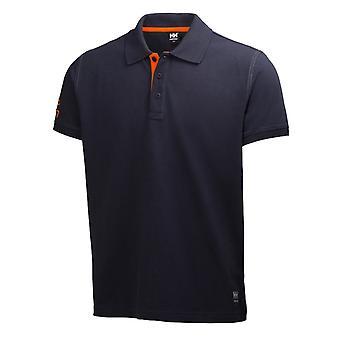 هيلي هانسن ملابس العمل أكسفورد بولو قميص 79025