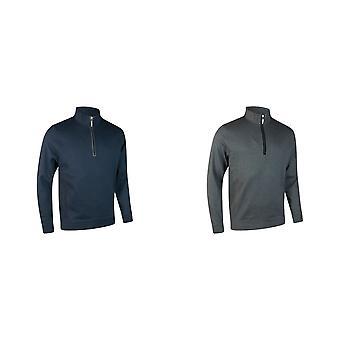 Glenmuir Mens Artemis Zip Neck Sweater
