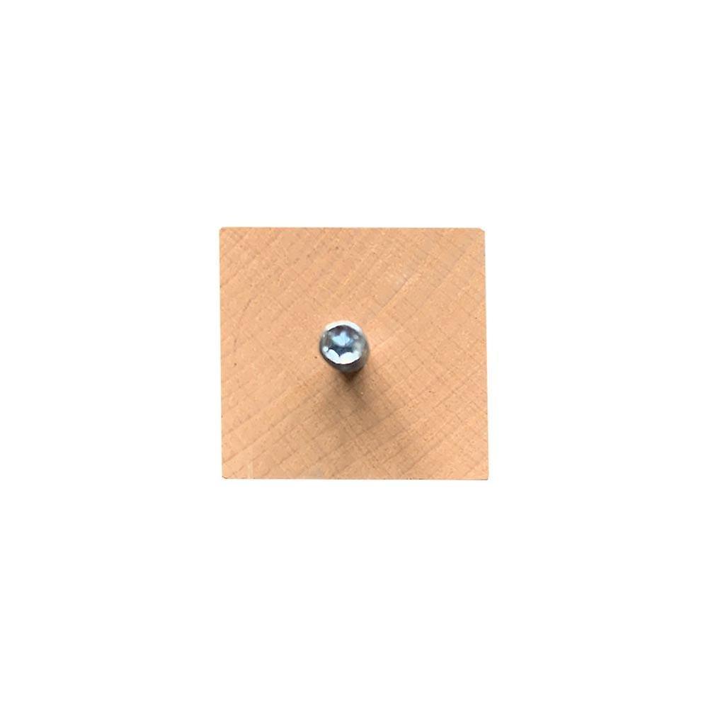 Squares en bois Meubles Jambe 10 cm (M8)