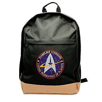 Star Trek Starfleet Command Logo Backpack