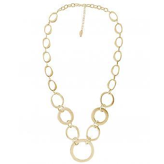 Nouv-Elle Long Metal Chain Necklace